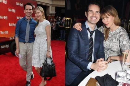 Jimmy Carr shares on his unlikely friendship with Professor Stephen Hawking