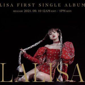 Lisa New Allbum
